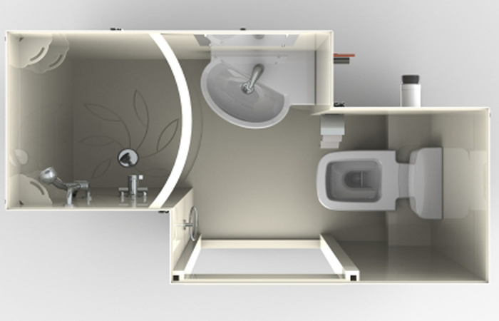 Bathroom Pods