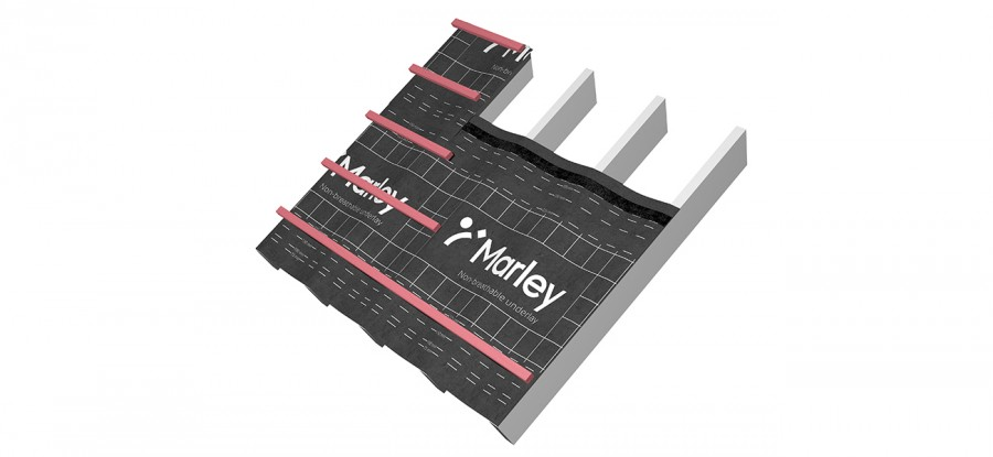 Non-Breathable Roof Underlay