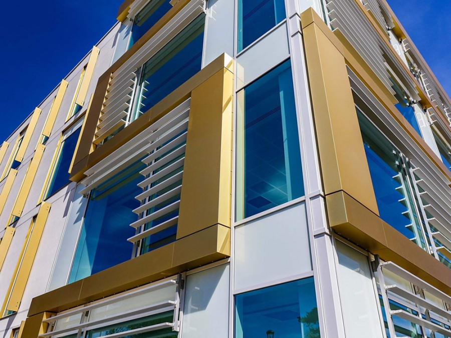 Unity Aluminium Rainscreen Cladding Panels