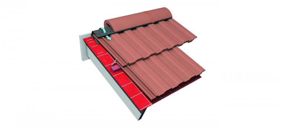 Ventilated Dry Ridge System