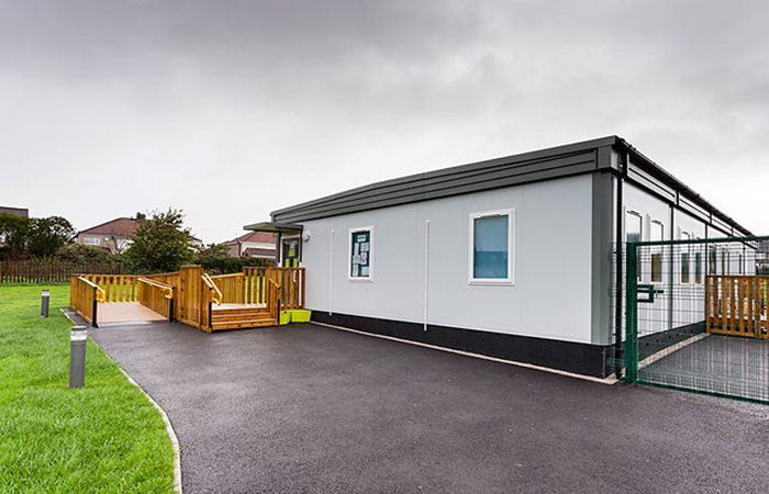 Wernick Modular Buildings