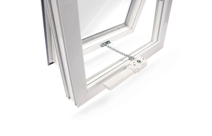 GEZE window technology for natural ventilation, and smoke and heat extraction