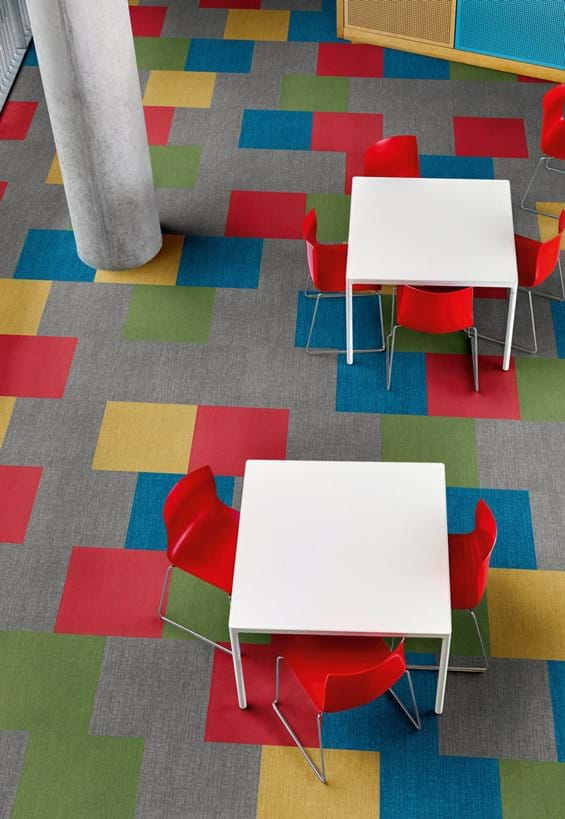 Colour Anchor Carpet