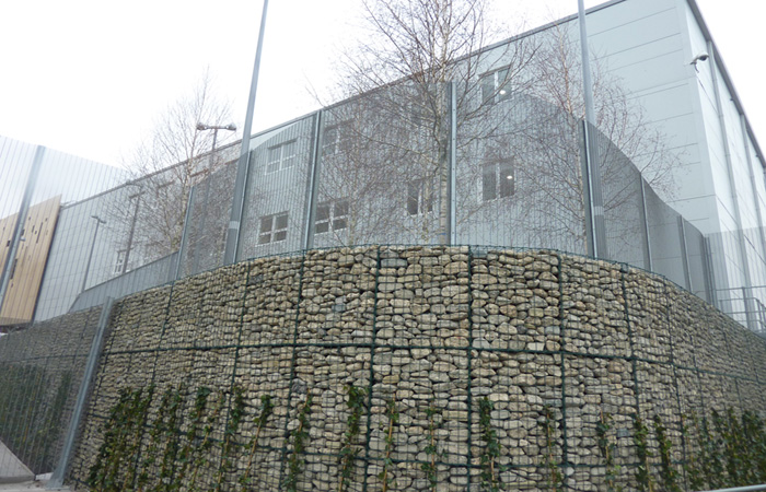 Welded Mesh Cladding Fencing Solutions