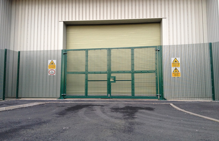 Pedestrian & Vehicle Access Products and Security Gates