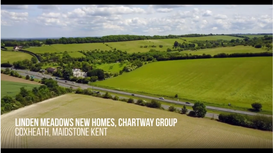 A partnership story - PCP Cladding and Chartway Homes