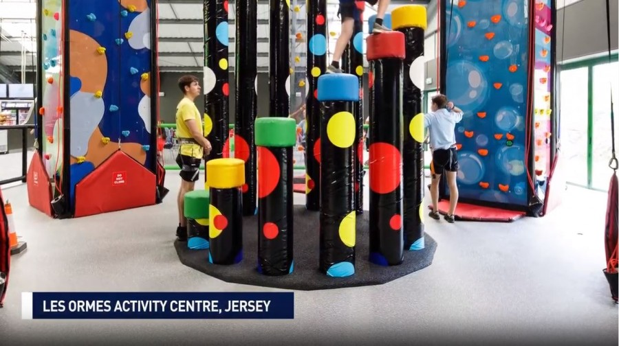 Les Ormes Activity Centre, Jersey | Case Study | Gerflor UK
