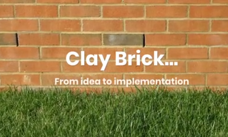 Clay Brick from idea to implementation