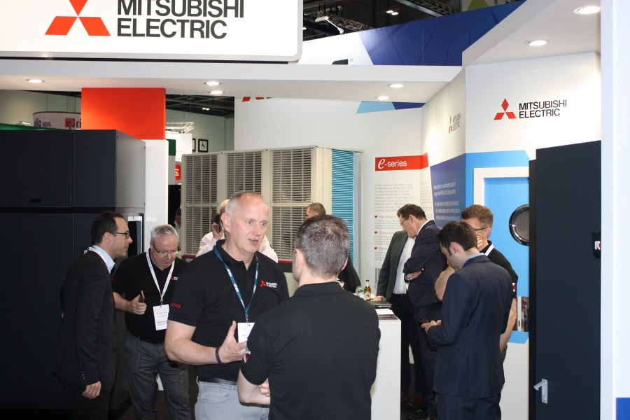 Advanced IT Cooling solutions on show at Excel