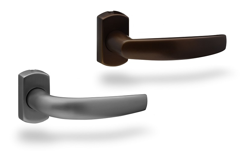 New door handles from SWA for the ultimate in style