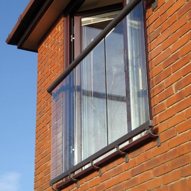 25 Juliet Balconies That Deliver: Balcony Systems Offers Glass Juliet Balconies For Under £