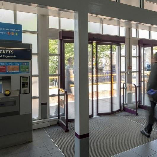 Dorma provides access for all at £14.5m station refurbishment