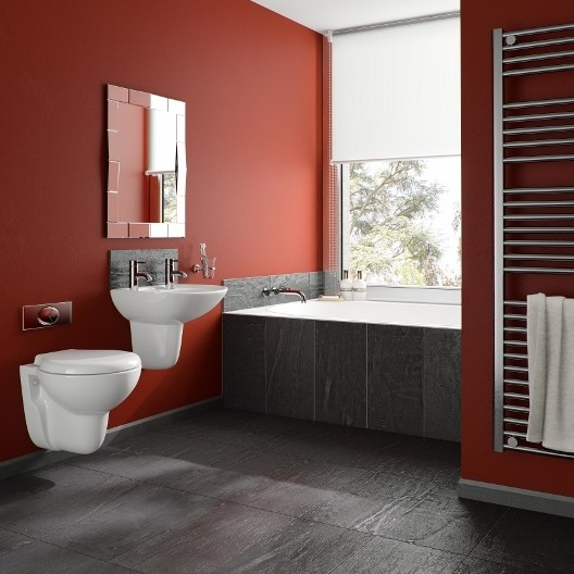 The safe option in bathroom heating from AKW ...