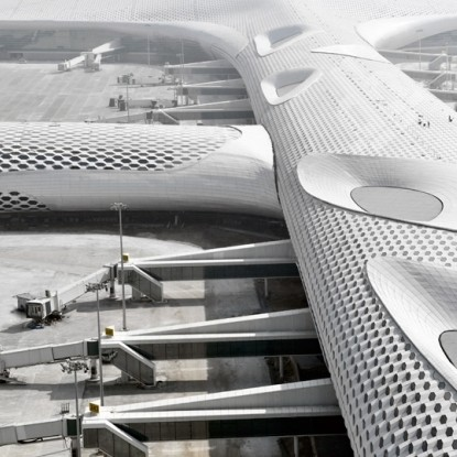 Shenzhen Airport Terminal 3 by Studio Fuksas officially opens