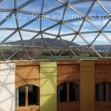 Solardome Pro skylight opens up a new world