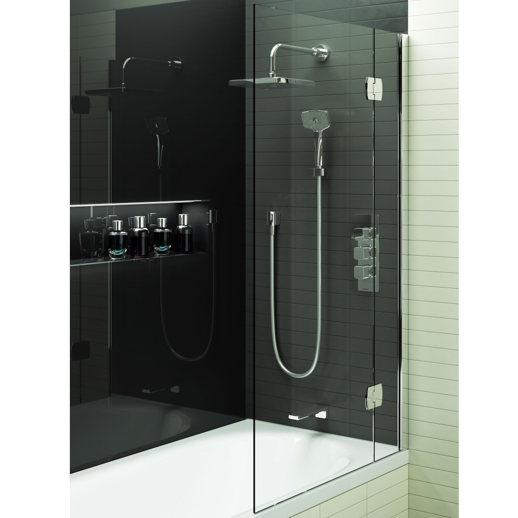 Concealed Shower Room Steam Room Thermostatic Valve: Thermostatic Concealed Shower Valves With Diverters Added