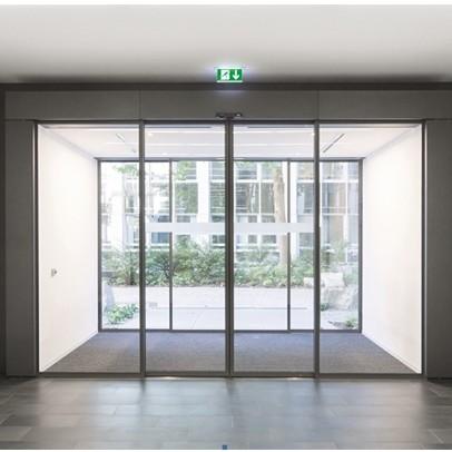 DORMA launches energy saving automatic sliding door system