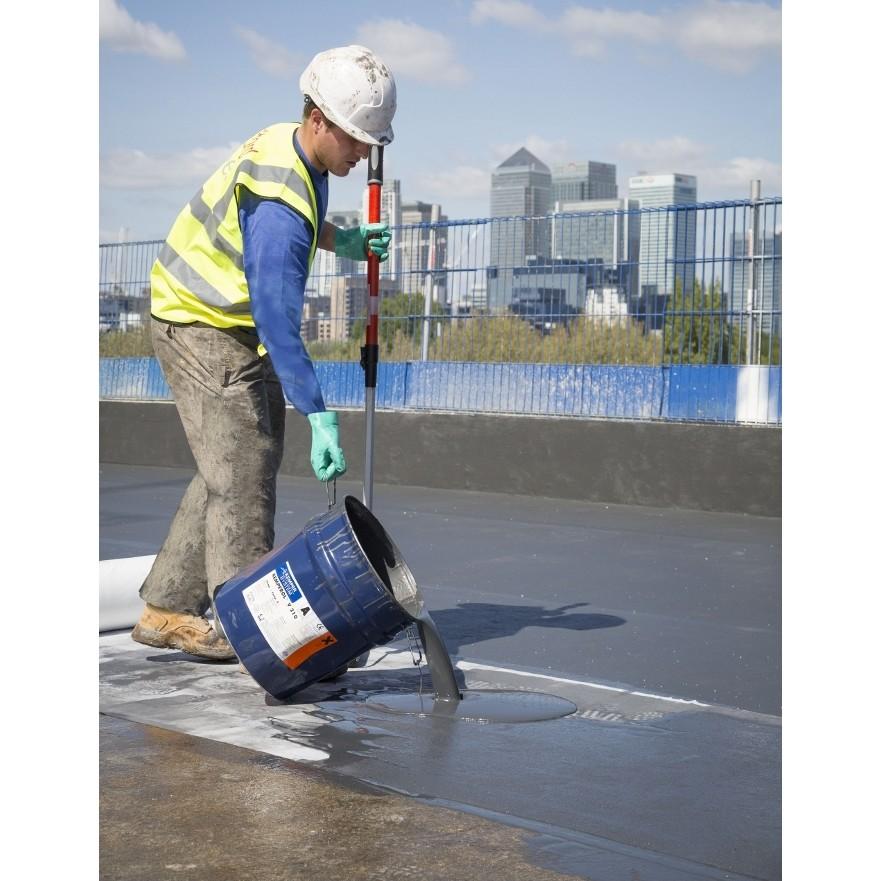 Green roof waterproofing is a walk in the Parkside