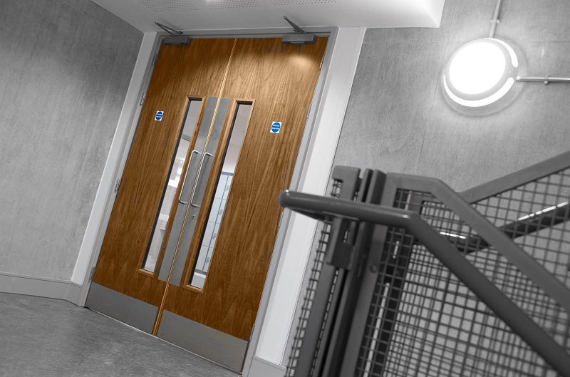 ASSA ABLOY Security Doors unveils high performance timber door range