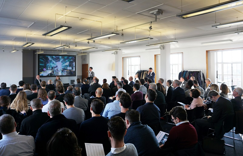 ASSA ABLOY UK Specification BIM seminar proves a hit at RIBA