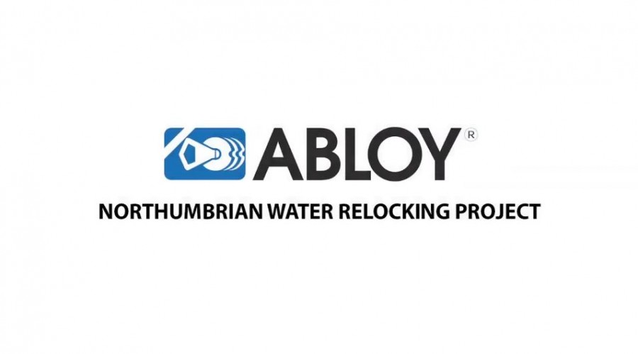 Northumbrian Water, an Abloy Case Study