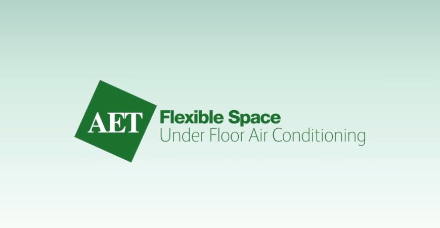 AET Flexible Space: Less Waste, A Better Space