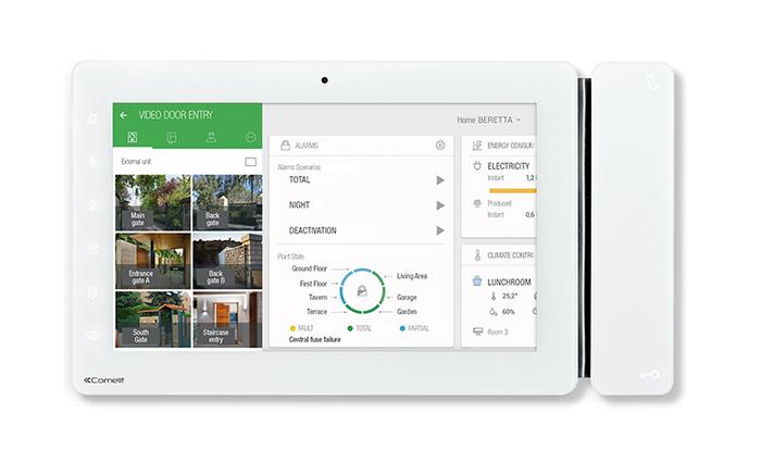 Maxi Android and Quadra/Mini Wi-Fi IP kit to debut at IFSEC International 2017