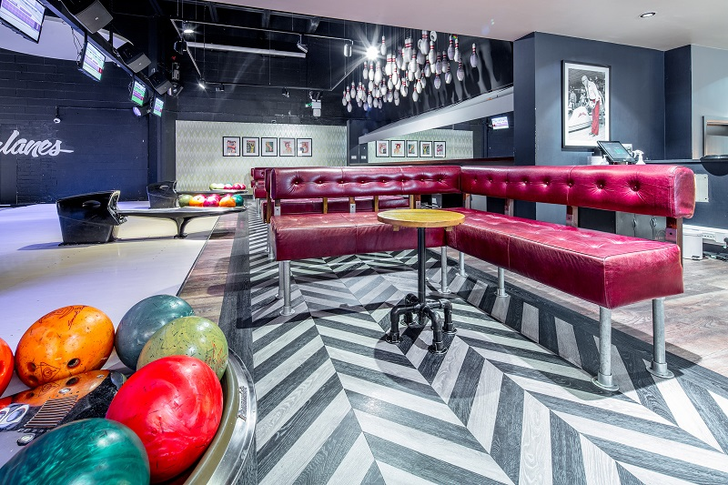 All Star Lanes bowled over by Moduleo