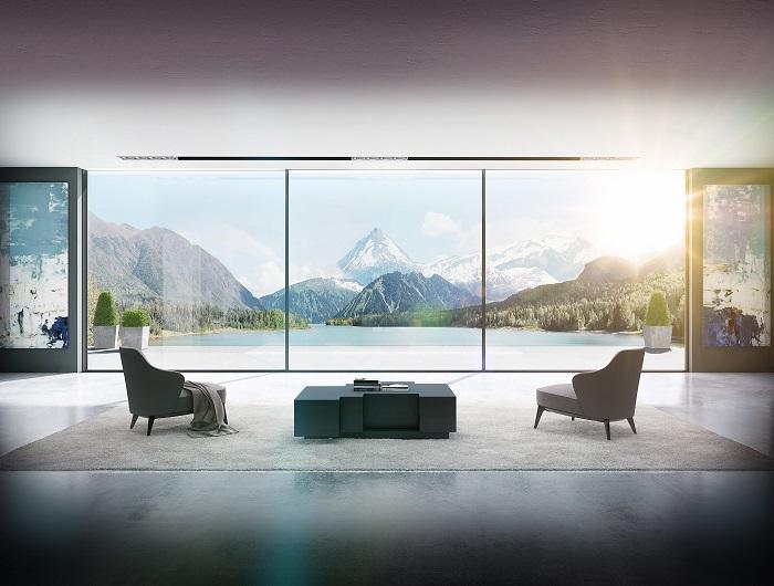 AluK sets its sights on luxury with Infinium sliding door