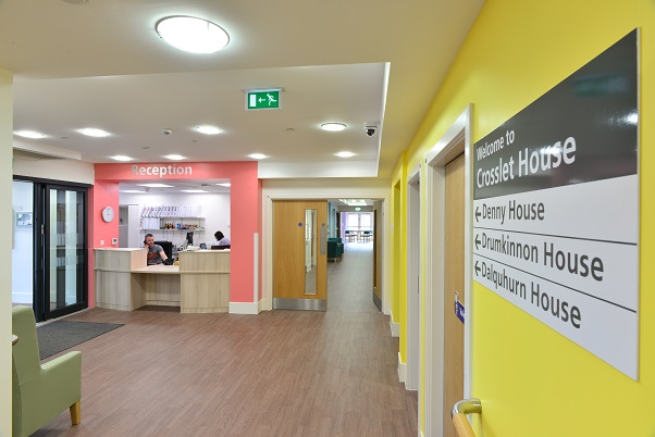 Care home gets a time-saving treatment from Armstrong