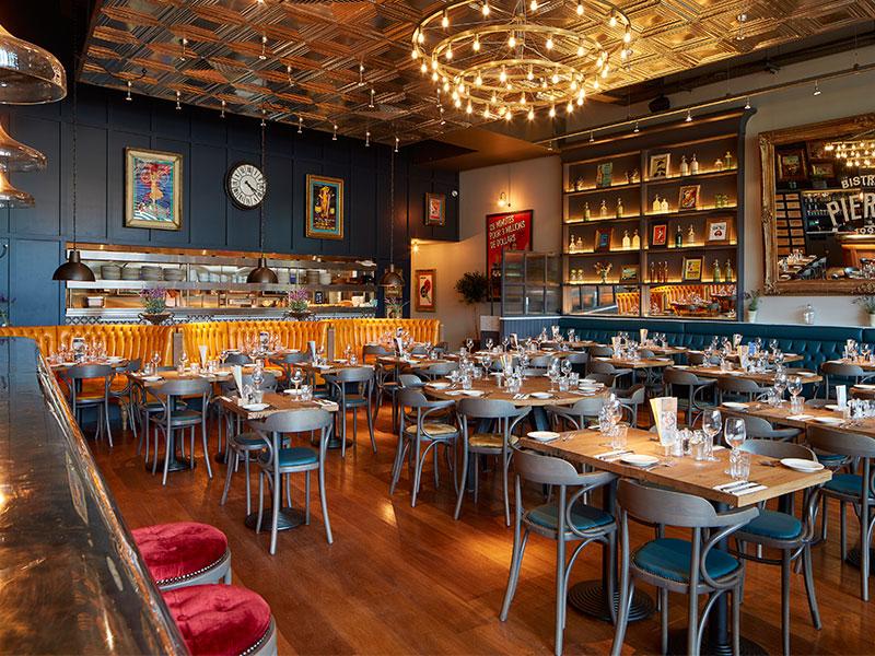Le Bistro Pierre Restaurants