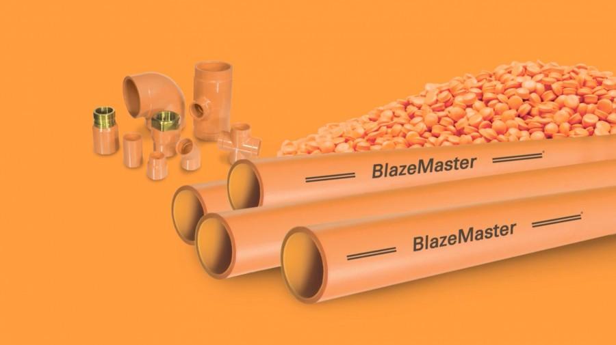 BlazeMaster® Fire Sprinkler Systems An Introduction