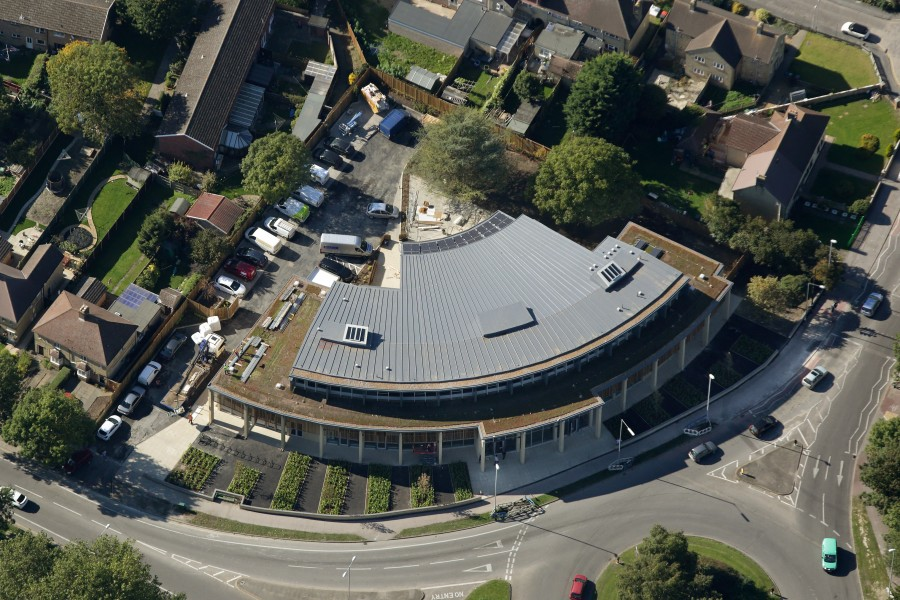 SIKA'S WATERTIGHT ROOFING MEMBRANE PROVIDES SANCTUARY FOR STUNNING NEW CHURCH