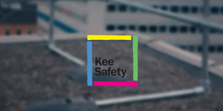 Kee Safetys Roof Edge Fall Protection and Safe Access Solutions