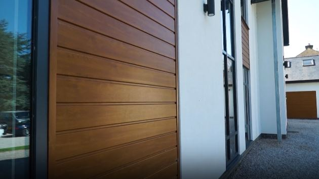 X-Wood Cladding – A natural choice for a stunning new home