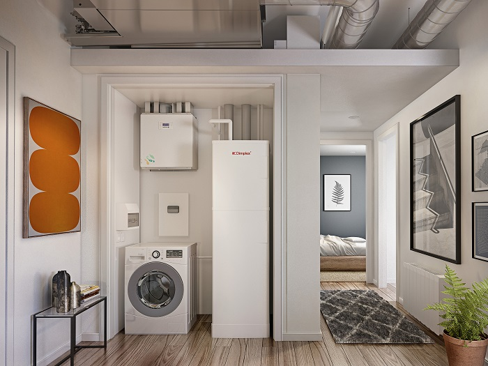 Zeroth Energy System launched by Glen Dimplex Heating & Ventilation
