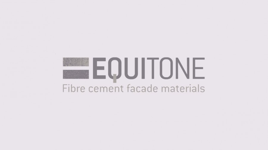 EQUITONE facade materials; designed by architects for architects