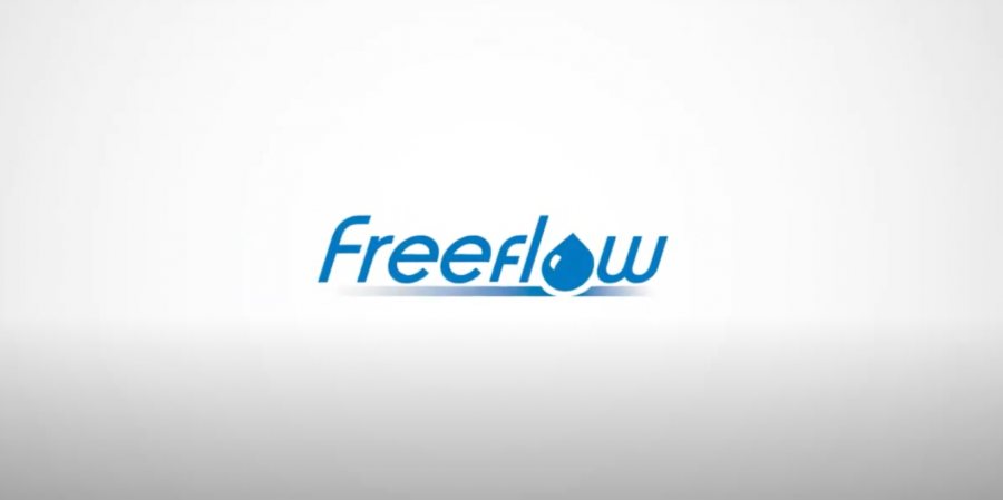 All the features of Freeflow, gutter system