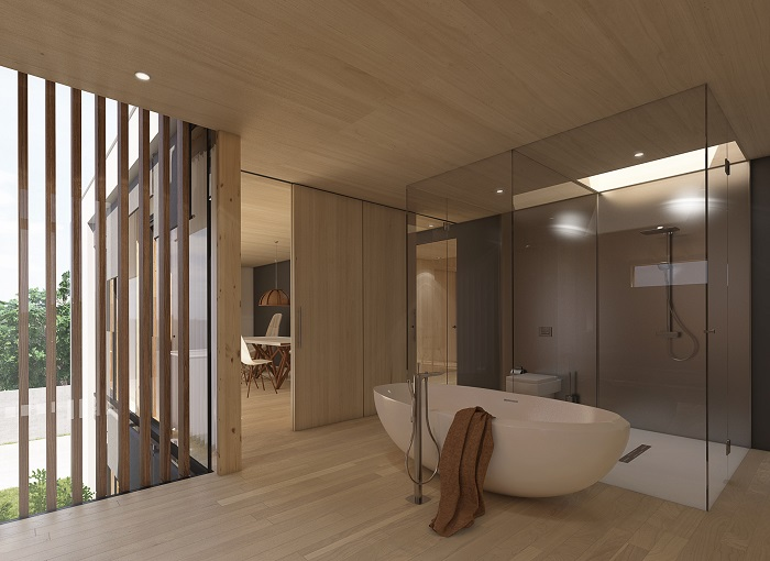 Experience the most innovative developments in timber