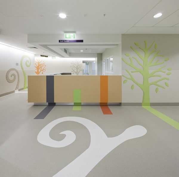 Bespoke designs are at forefront of R&D with Gerflor