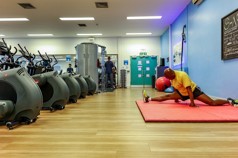 Creating fitness for all with Gerflor