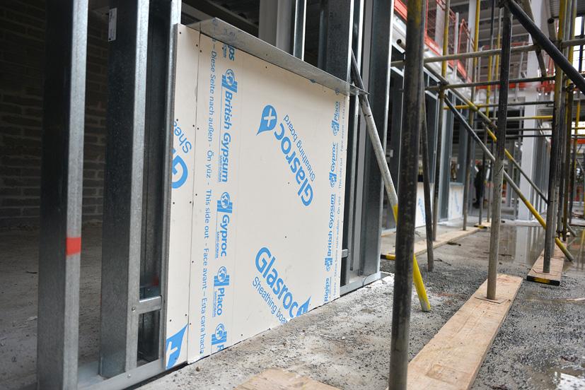 British Gypsum launches new external sheathing board