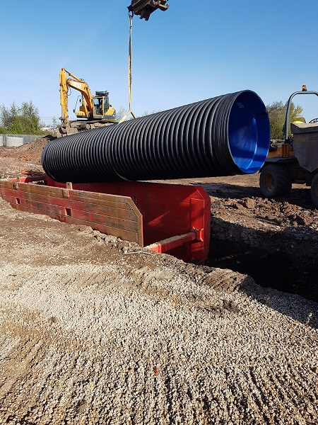 Polypipe delivers an innovative solution for £8m development