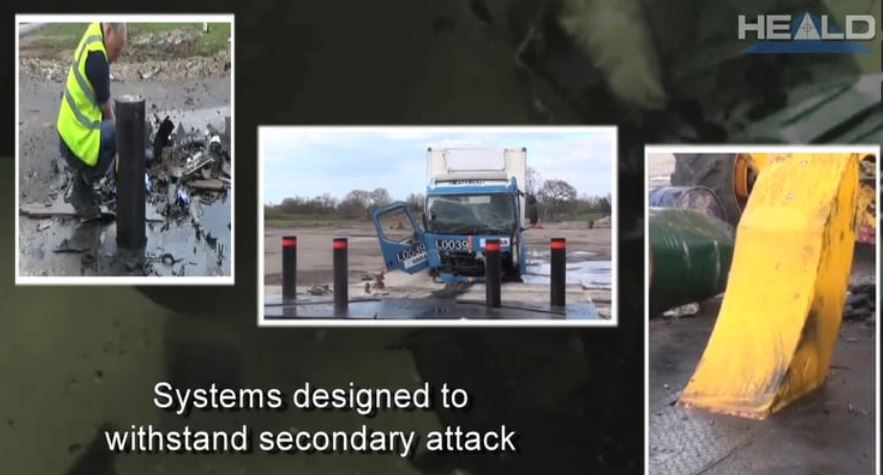 Introductory Video: BLOCKERS - BOLLARDS - BARRIERS - ACCESS CONTROL