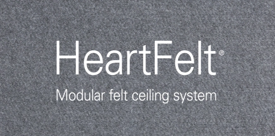 HeartFelt | A new ceiling by Hunter Douglas Architectural