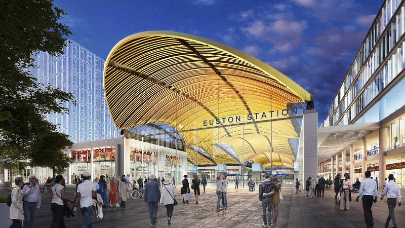 Lendlease wins Euston HS2 development role