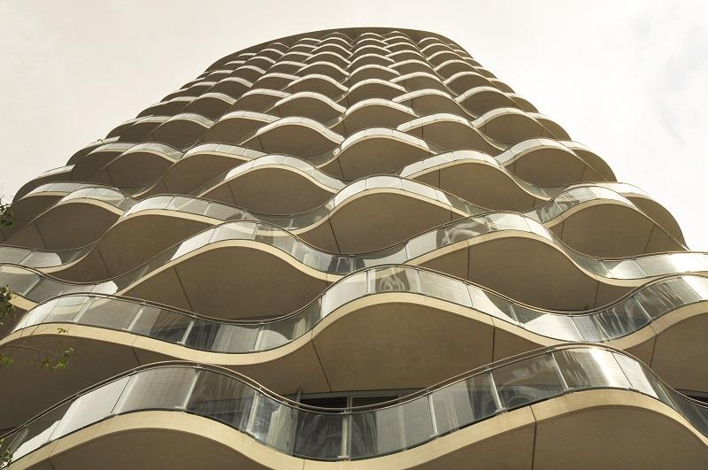 Hueck systems supplied for 'eco' skyscraper