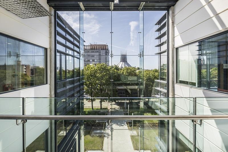 Cutting-edge glazing for world-class facility