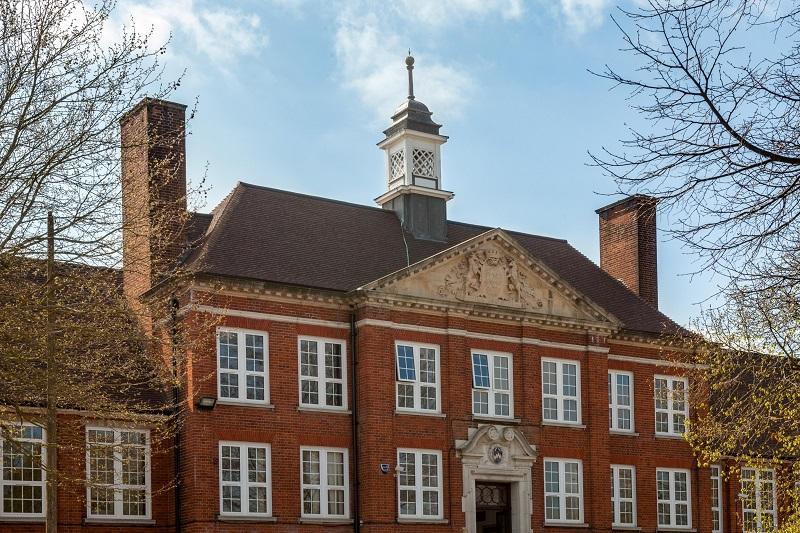 Redland's Craftsman Victorian preserves school's period aesthetic