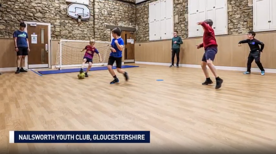 Nailsworth Youth Club, Gloucestershire